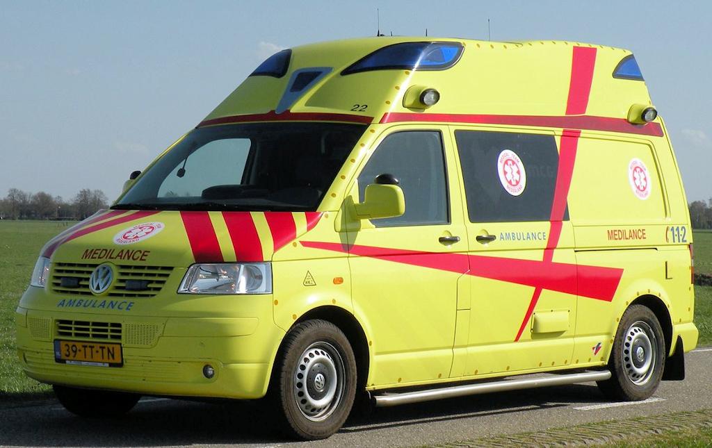 TOP Medical Team heeft meerdere ambulances voor de hulpverlening op evenementen.