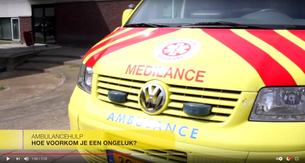 TOP Medical Team organiseert regelmatig voorlichting en verkeersmarkten.