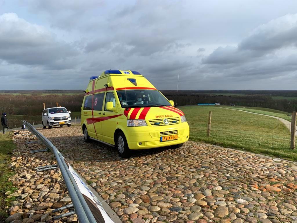 T5-ambulance hoog